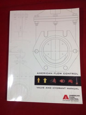 American Flow Control Valve And Hydrant Manual, 4th Edition, Fire Hydrant Parts