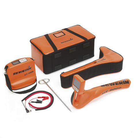 Sewerin UT 9000 Multi-frequency Pipe & Cable Locator Kits, GIS Capable