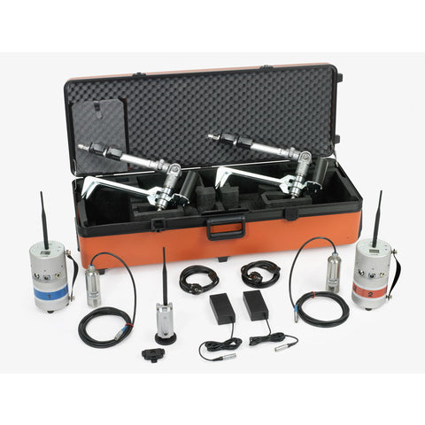 SeCorr 300 Digital Water Leak Correlator Kit