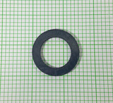 "1"" EPDM Rubber Water Meter Gasket, 1/8"" thick, for 1"" Water Meters, NSF-61"