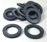 "3/4"" EPDM Rubber Water Meter Gasket, 1/32"" thick, for 5/8"" x 3/4"" or 3/4"" meters, NSF-61"