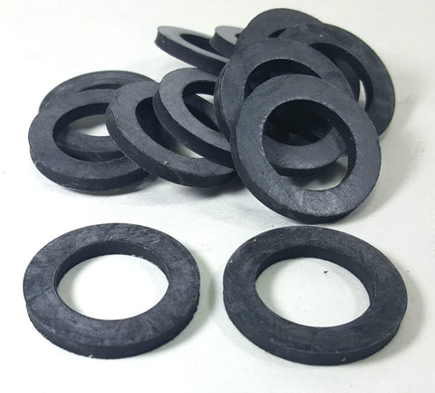"3/4"" EPDM Rubber Water Meter Gasket, 1/8"" thick, for 5/8"" x 3/4"" or 3/4"" meters, NSF-61"
