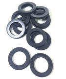 "5/8"" EPDM Rubber Water Meter Gasket, 1/8"" Thick, for 5/8"" x 1/2"" meter, NSF-61"