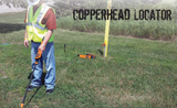 Copperhead ViperMag Combo Pipe & Cable Locator and Metal Locator