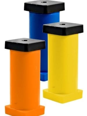 Rhino Mag Magnetic Underground Locatable Utility Pipe Markers