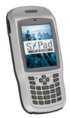 SXPad 200M Handheld GPS/GIS Receiver and Data Collector