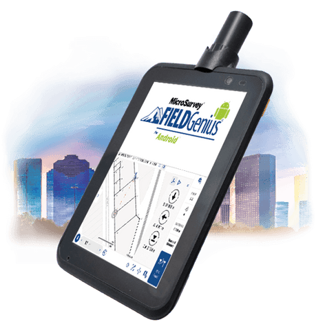 "SXtab-RTK 8"" Android GIS/GPS/GNSS Tablet with RTK Precision"