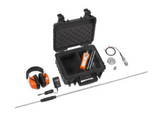 Sewerin Stethophon 04 handheld leak detector - SDR COMPLETE WIRELESS Kit with Hard Case