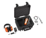 Sewerin Stethophon 04 handheld leak detector - SDR WIRELESS Kits with Hard Case