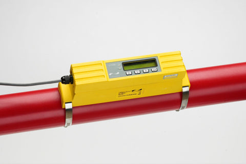 Micronics Ultrasonic Clamp On Flow Meter Ultraflo U1000