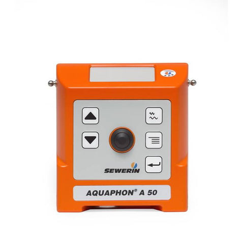 Sewerin Aquaphon A50 Acoustic Leak Locator - Backpack Model