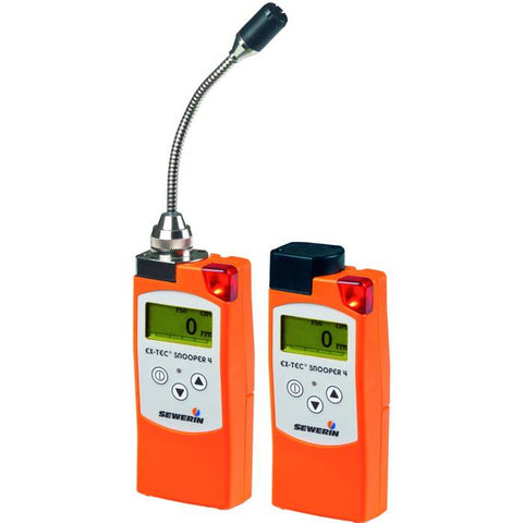 EX-TEC Snooper 4 - Diffusion or Pump Indoor Gas Leak Detector