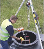 Multitec 560 Biogas Warning, Measuring, and Monitoring