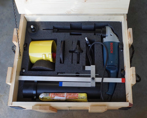Kerf Cutter - Valve Box Repair tool Kit