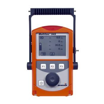 Multitec 545 Biogas Measuring Device