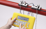 Micronics Portaflow 330 Portable Ultrasonic Clamp On Flow Meter with Data Logging