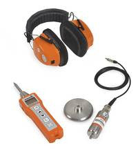 Stethophon 04 Leak Detector - Wireless Headphones, Detector, Ground Mic