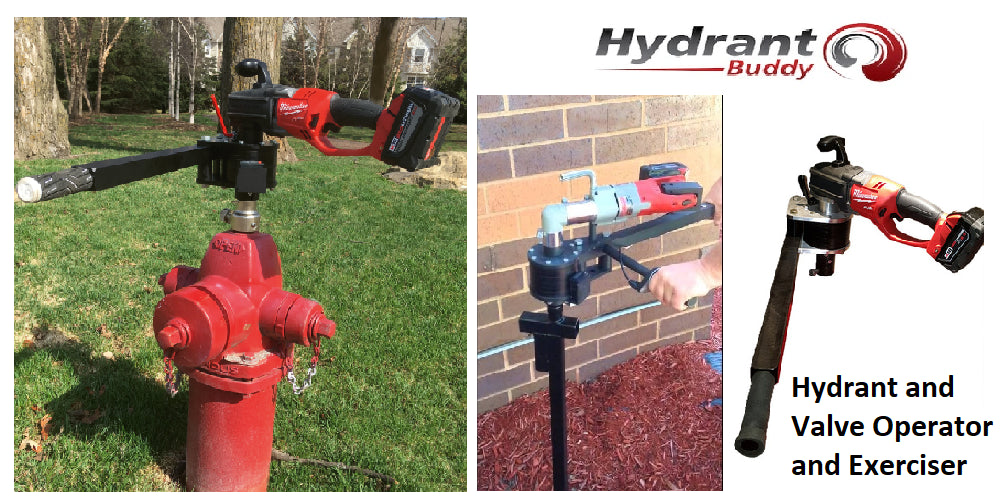 Hydrant Buddy Valve & Hydrant Operator and Exerciser