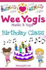 Wee Yogis Birthday