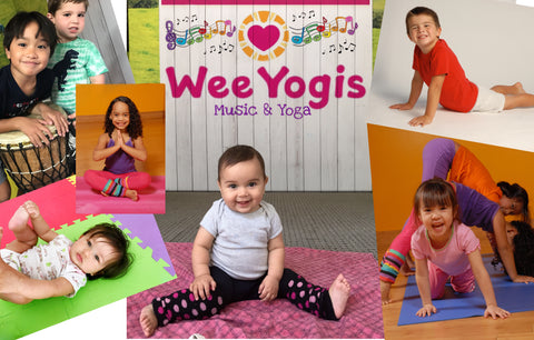 Music, Mindful Play, and Yoga (drop-off)