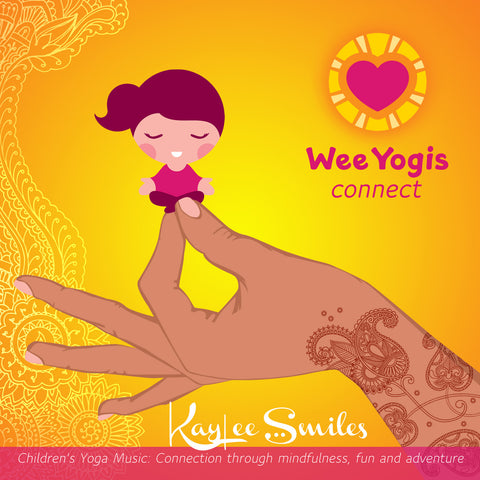 Wee Yogis Connect