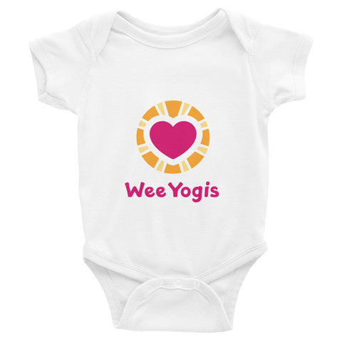 Wee Yogis Infant Bodysuit