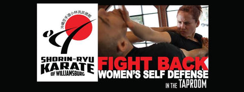 Women's Self Defense Class - March