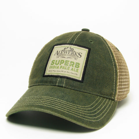 Superb Patch Hat