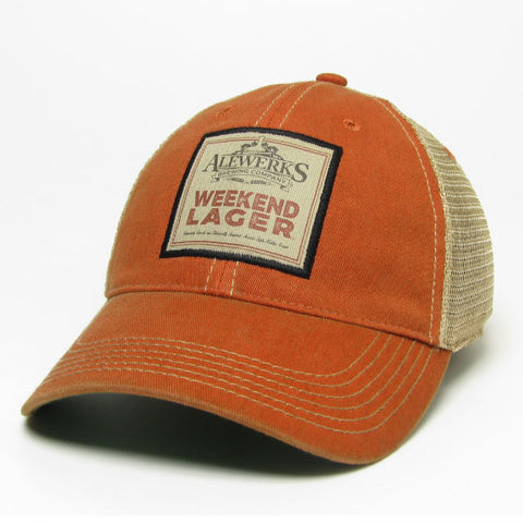 Weekend Lager Patch Hat