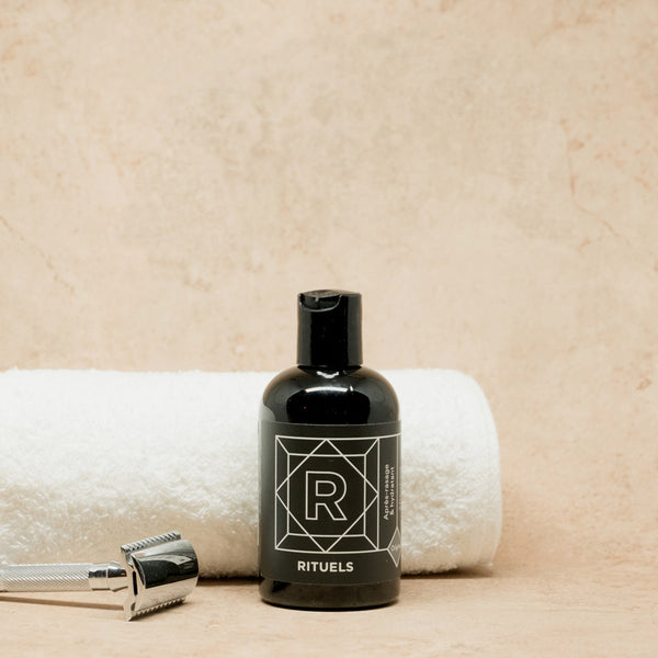 rituels natural aftershave face moisturizer