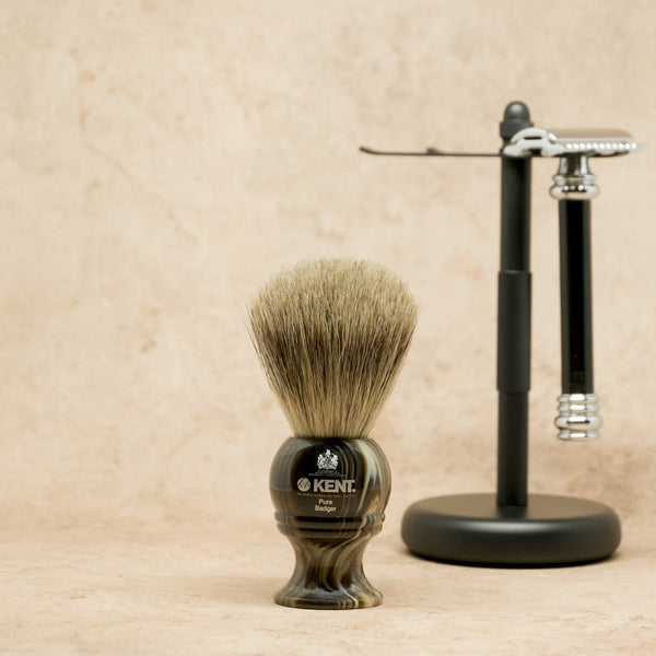 kent highest quality badger shaving brush