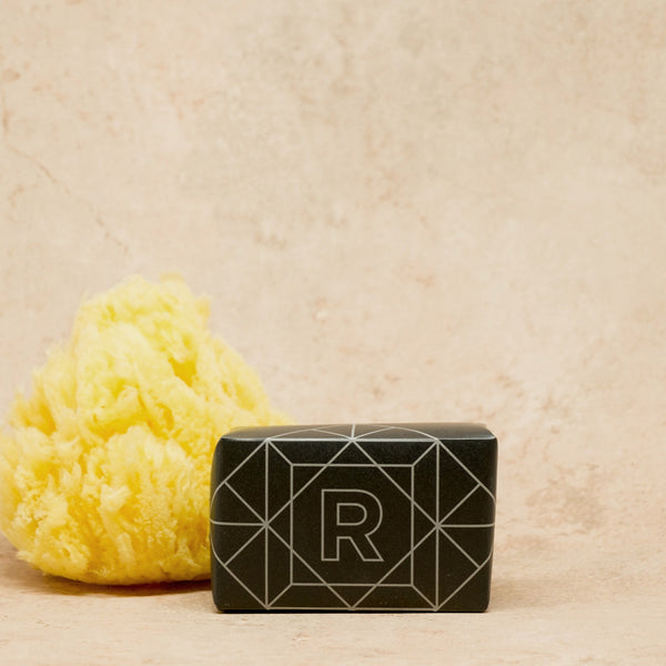 rituels coffee exfoliating body bar soap