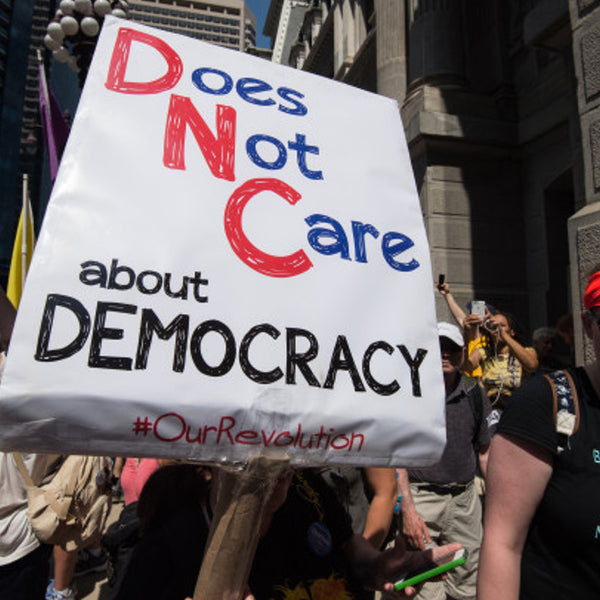 Strengthening the Democratic Party