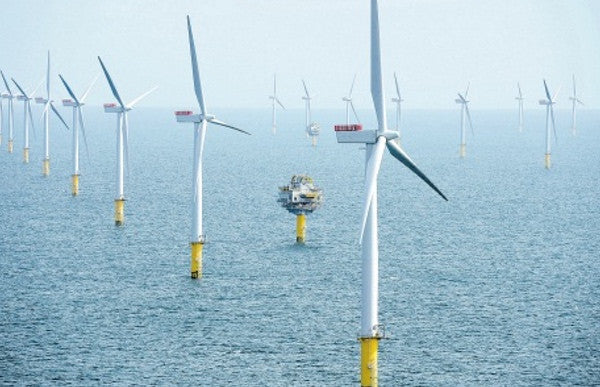 Statoil Hywind: Building the largest floating wind farm