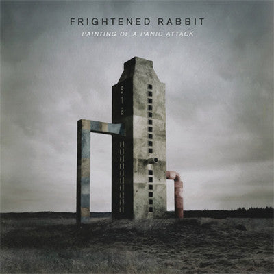 Frightened Rabbit: Painting of a Panic Attack