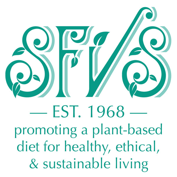 San Francisco Veg Society: Promoting Vegan Diets as the Environmental Way