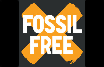Fossil Free: Divest from Fossil Fuels