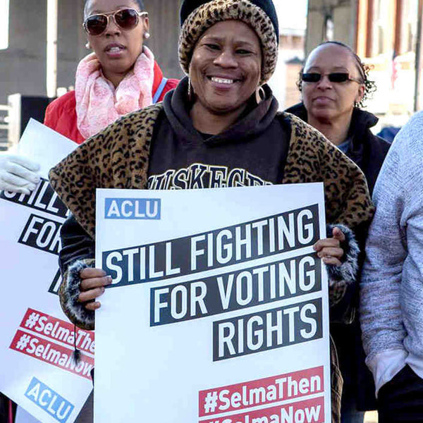 Protecting Voter Rights