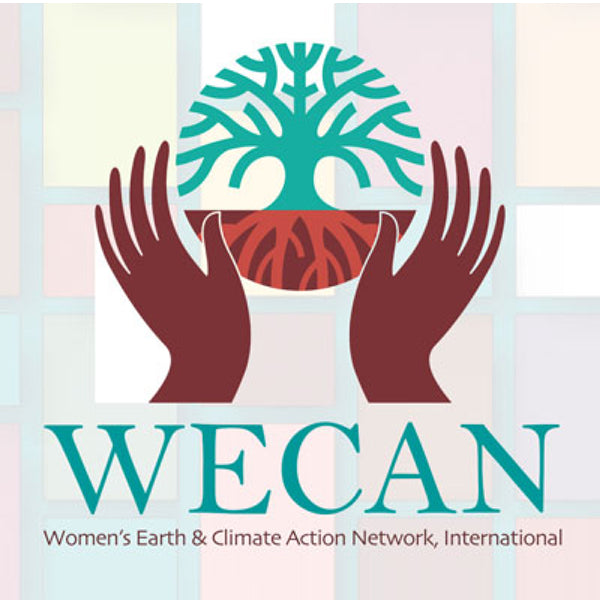 WECAN (Women's Earth & Climate Action Network): Organizing women worldwide to take action to address the climate crisis