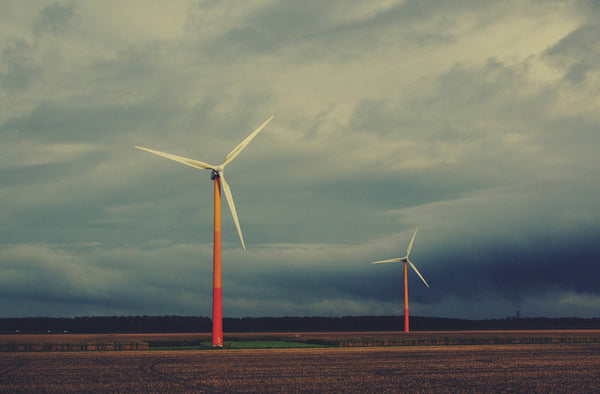 Build and install 1,769 10 kw wind turbines, with one turbine providing enough power for one home