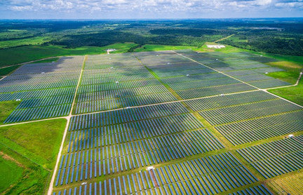 Jinko Solar: Building the largest solar farm ever