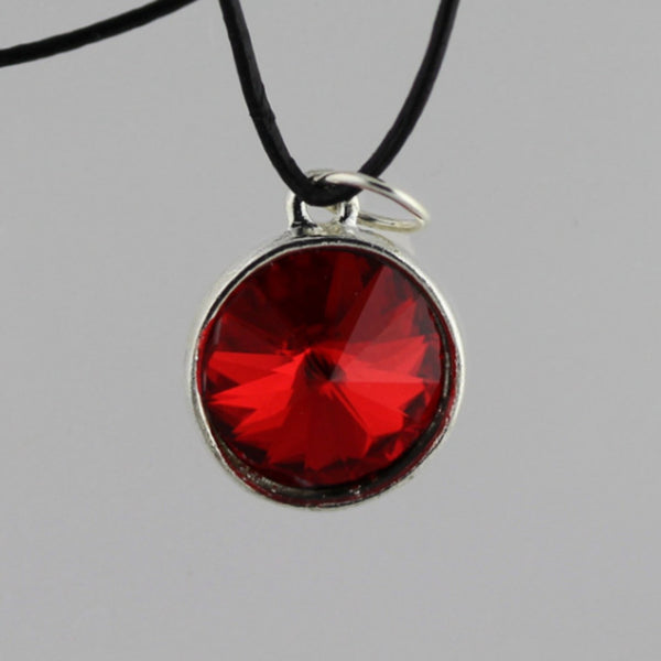 Fire Collection Swarovski Necklace