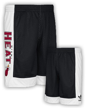 adidas Miami HEAT Originals Mesh Shorts