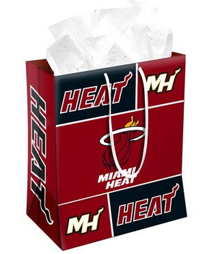 Forever Collectibles Miami HEAT Gift Bag - featured image