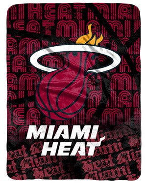 Northwest Company Miami HEAT Redux Micro Throw