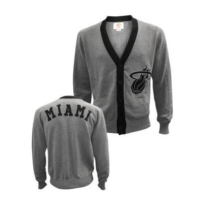 '47 Brand Miami HEAT Cardigan