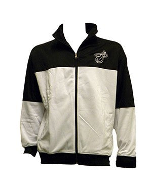Magestic Miami HEAT Joke Track Jacket