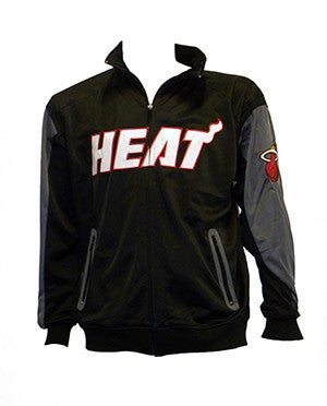Majestic Miami HEAT Big and Tall Track Jacket