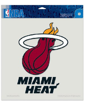 Wincraft Miami HEAT Decal