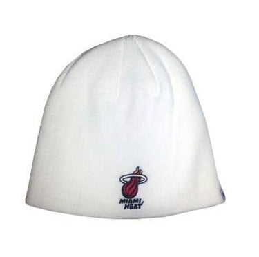 '47 Miami HEAT Beanie White